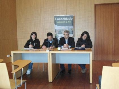 Eurocidade Valença e Tui avança com trilhos pedestres conjuntos