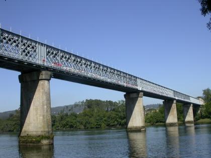 Ponte internacional condicionada à circulação automóvel durante cinco meses devido a obras
