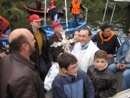Tradição de compasso pascal transfronteiriço no rio Minho cumpre-se esta segunda-feira