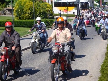 I Passeio Turístico de Motorizadas vai percorrer todas as freguesias do concelho este domingo