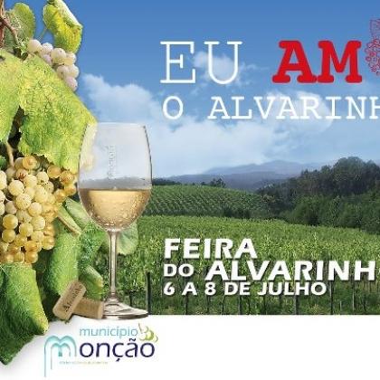 """Feira temática vai apresentar """"jeropiga de Alvarinho"""" e pratos de carne e peixe confeccionados com este vinho"""