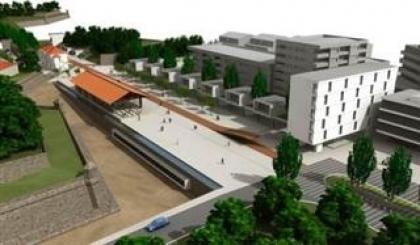 Projeto de requalificação urbana da antiga estação da CP conquista reconhecimento internacional