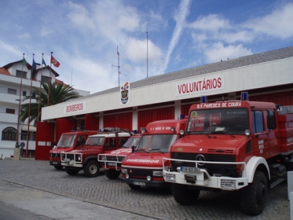 Juvenal Peneda preside à inauguração das obras de ampliação do quartel dos bombeiros