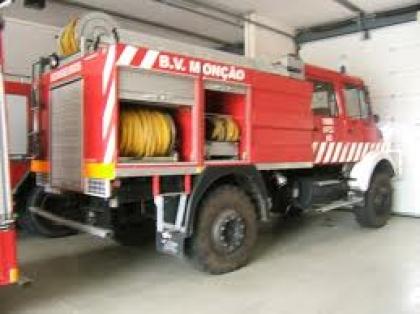 Corporação aguarda chegada de autotanque para completar frota de combate a incêndios