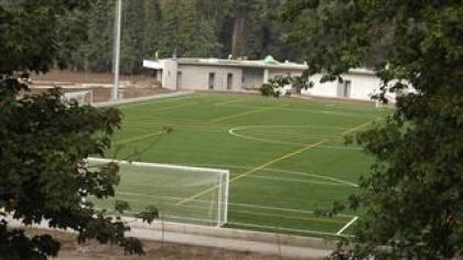 Parque Desportivo Municipal em fase de conclusão