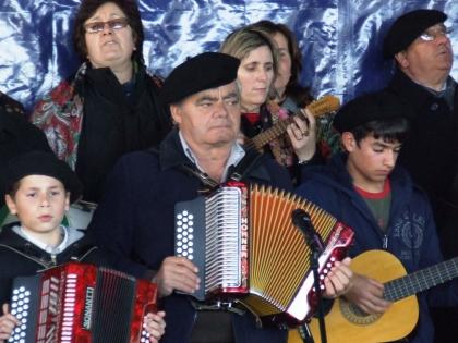 Monçanenses reúnem-se para cantar as Janeiras
