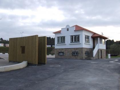 Edifício da Lodeira em concurso pela segunda vez para acolher serviço de apoio à ecopista