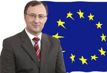 Eurodeputado José Manuel Fernandes visita EPRAMI e reúne com alunos