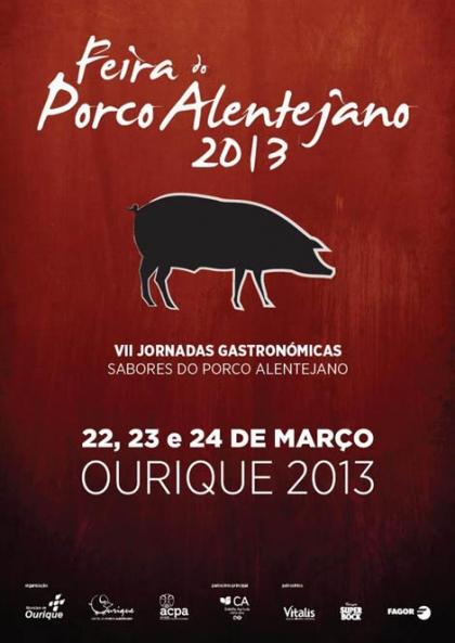 Melgaço é o município convidado na Feira do Porco Alentejano
