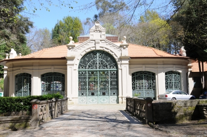 Cavaco Silva inaugura oficialmente Parque Termal a 15 de Maio