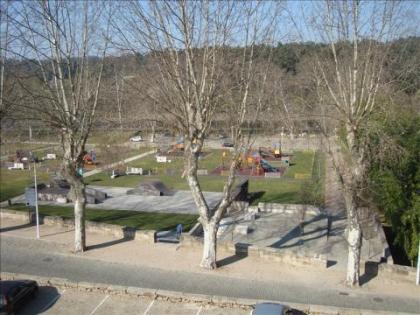Executivo quer parceria público-privada para construir bar no Parque das Caldas