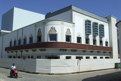Cine Teatro: Grande afluência deve pagar elevados custos de funcionalidade