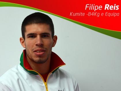 Campeão Nacional -84kg dá aula aos atletas do Deu-la-deu Karaté Clube