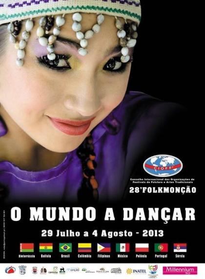 O Mundo a dançar