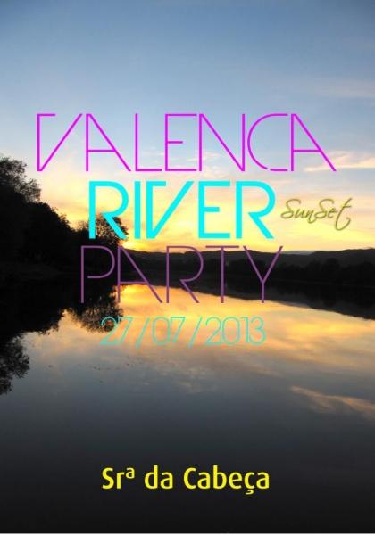 Valença River Party – Sunset