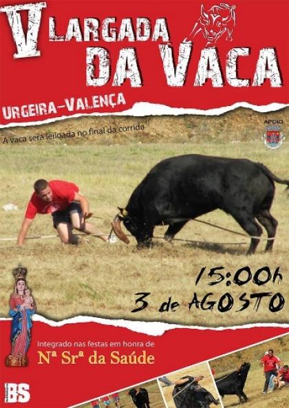 Largada da Vaca Urgeira: Comissão sem terreno para realizar iniciativa em 2014