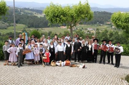 Grupo Folclórico Estrela dos Vales integra Federação do Folclore Português