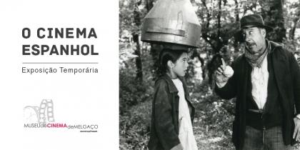 Museu do Cinema dedica nova exposição à sétima arte de Espanha