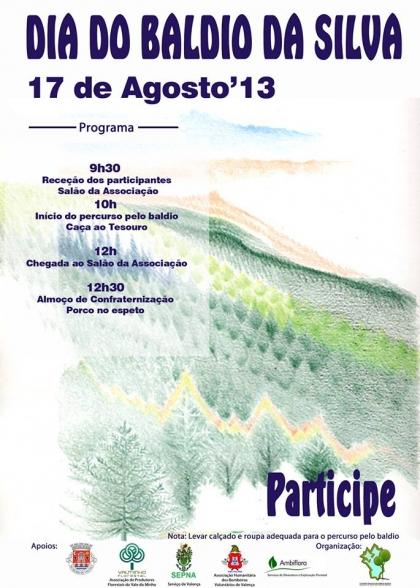 Freguesia de Silva promove 'Dia do Baldio para sensibilizar 'para a preservação dos montes