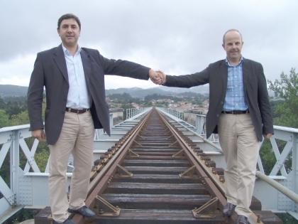 Autarca pede maior suporte político do Estado português nas questões da Eurocidade Valença/Tui