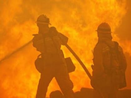 Bombeiro sofre queimaduras graves num incêndio em Sanfins