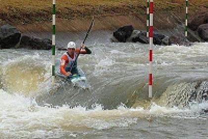 Concelho recebe Campeonato Nacional de Slalom e confirma aumento do número de participantes