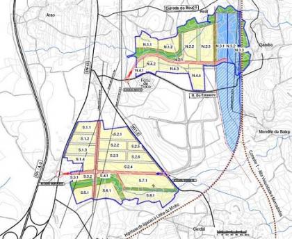 Plano de Urbanização para Plataforma Logística e Áreas Empresariais tem luz verde