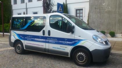 Termas disponibilizam carrinha para deslocação de utentes com dificuldades de mobilidade