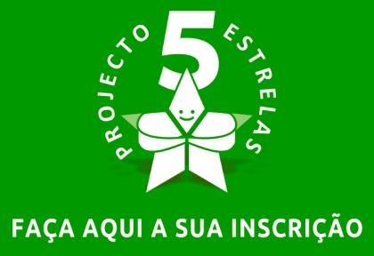 CENSO sensibiliza pessoas a oferecer vales solidários do Projeto 5 Estrelas