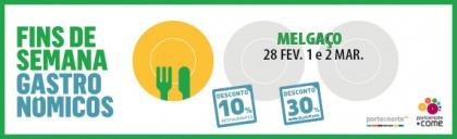 Melgaço promove fim-de-semana gastronómico a partir de 28 de Fevereiro