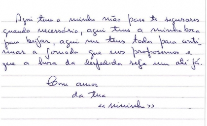 """Universidade Sénior: """"Nininha"""" vence """"A mais bela carta de amor"""""""