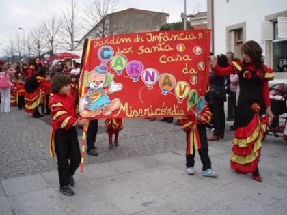 Desfile de Carnaval sai à rua no próximo dia 28