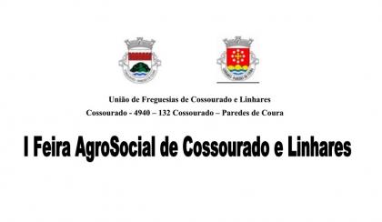 Cossourado e Linhares organizam 1ª Feira Agro-social