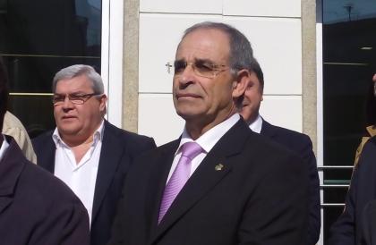 """José Emílio Moreira """"muito honrado"""" com reconhecimento do Município"""