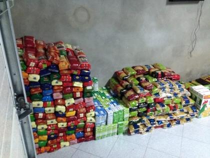 JS Monção faz balanço positivo da campanha de recolha de alimentos
