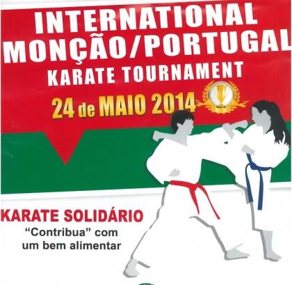 Desportivo Municipal de Monção recebe este sábado o I Torneio Internacional de Karaté