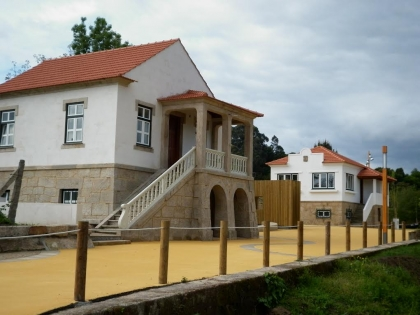 Antigo posto alfandegário dá lugar a Centro de Educação Ambiental
