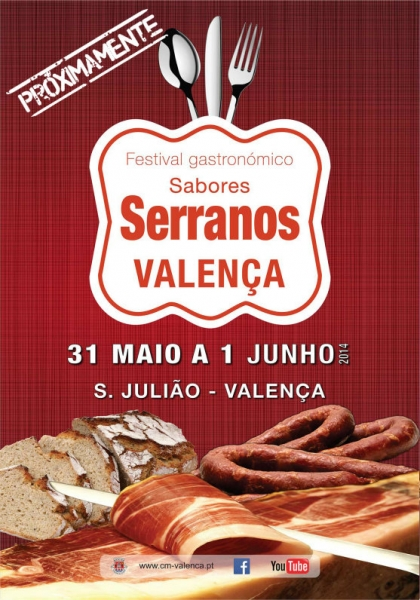 Valença recebe Sabores Serranos este fim-de-semana