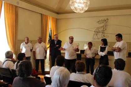 Geminação Cerveira/Chagny: Comunidade francesa visita 'vila das artes'