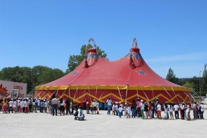 Autarquia levou alunos do pré-escolar e 1º ciclo ao circo