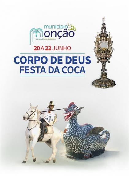 Câmara apresenta hoje programa da Festa do Corpo de Deus/Festa da Coca