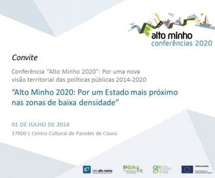Secretário de Estado para a Modernização Administrativa vai estar em Paredes de Coura na terça-feira