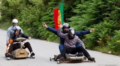 Monção: Lordelo e Parada recebem corrida de carrinhos de rolamentos este sábado