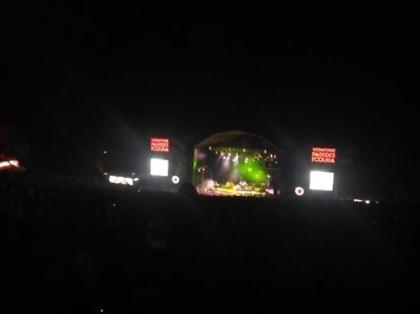 Organização do festival diz que segunda noite foi 'à Paredes de Coura'