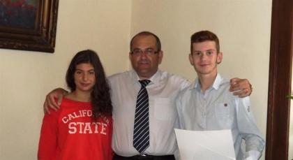 Câmara entregou diplomas de mérito a atletas do Deu-la-Deu Karaté Clube de Monção