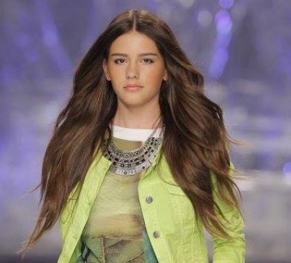 Paredes de Coura: Jovem com apenas 13 anos deslumbrou no Portugal Fashion