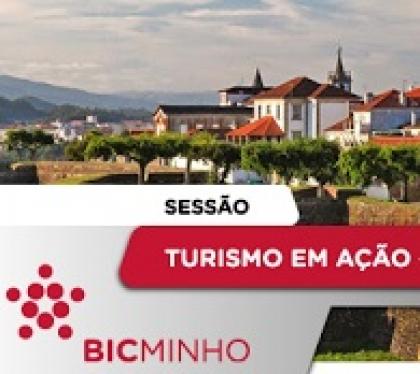Valença: BICMINHO e Associação Empresarial promovem sessão sobre 'Turismo em Ação'