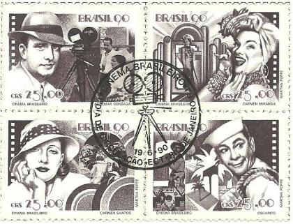 Monção: Cineclube está a ser palco de exposição de selos dedicados ao cinema
