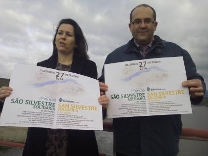 Monção e Salvaterra do Miño realizam este sábado a Prova de S. Silvestre