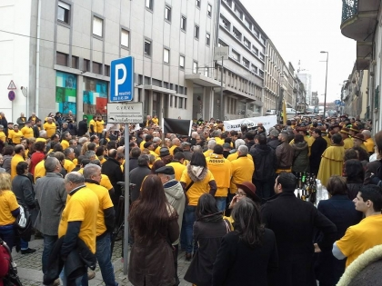 Melgaço: Autarquia faz balanço 'muito positivo' da manifestação desta terça-feira